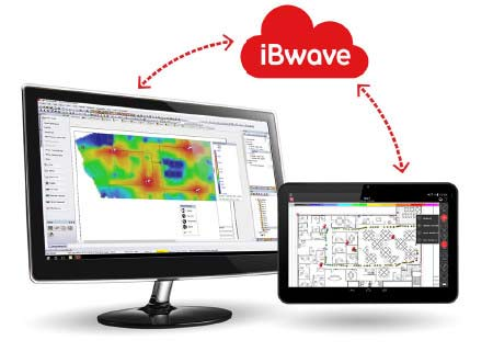 iBwave Mobile Planner - Easily collaborate on designs via the cloud