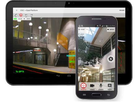 iBwave Wi-Fi Mobile - Quickly capture site visuals with your tablet