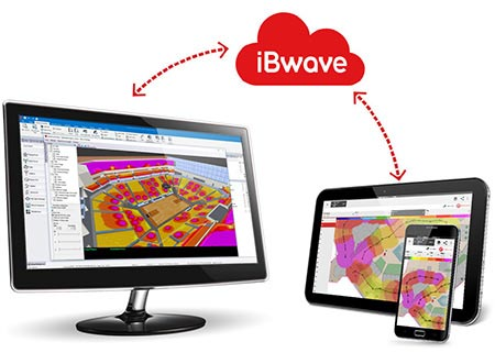 iBwave Wi-Fi Mobile - Easily collaborate on projects via the cloud